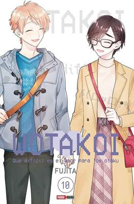 Wotakoi: Qué difícil es el amor para los Otaku #10 (Portada Variante)
