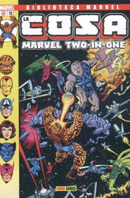 Biblioteca Marvel: La Cosa (2005-2006) (Rústica 160 pp) #11