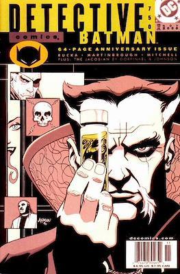 Detective Comics Vol. 1 (1937-2011; 2016-) (Comic Book) #750