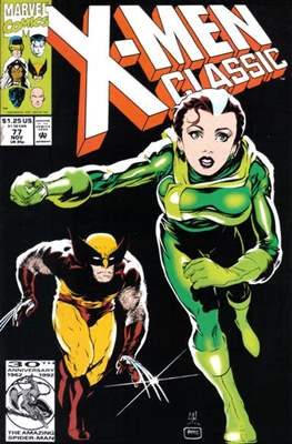 Classic X-Men / X-Men Classic (Comic Book) #77