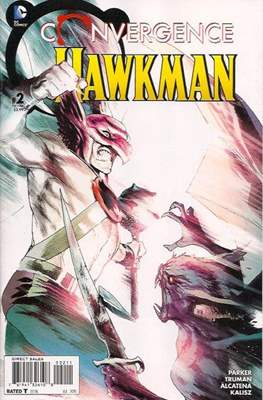 Convergence Hawkman (2015) (Comic-Book) #2