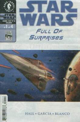 """Star Wars Hasbro/Toys """"R"""" Us Exclusive (Comic Book 12 pp) #1"""