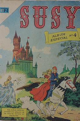 Susy Álbum Especial (Grapa 64-128 pp) #4