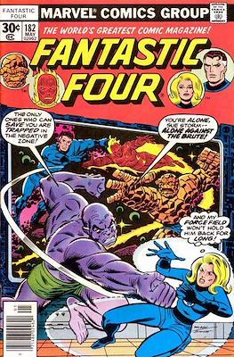 Fantastic Four Vol. 1 (1961-1996) (saddle-stitched) #182