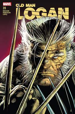Old Man Logan Vol. 2 (2016-2018) (Comic Book) #39