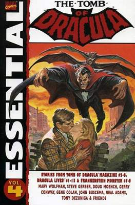 Essential Tomb of Dracula #4
