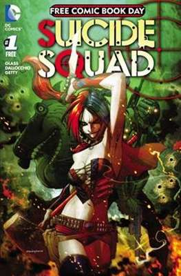 Suicide Squad. Free Comic Book Day 2016