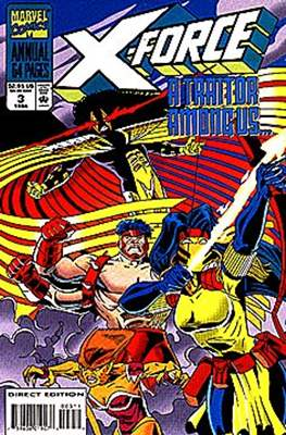 X-Force Annual (Comic Book) #3
