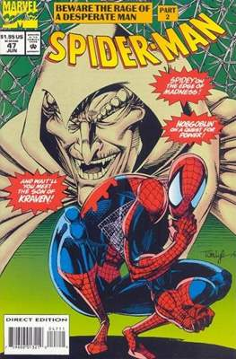 Spider-Man (Vol. 1 1990-2000) (Comic Book) #47