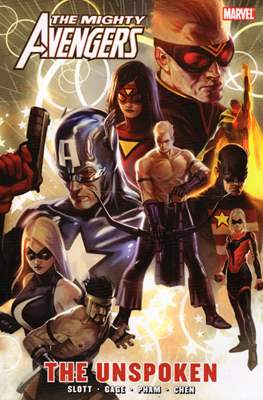 The Mighty Avengers Vol. 1 (2007-2010) (Paperback) #6