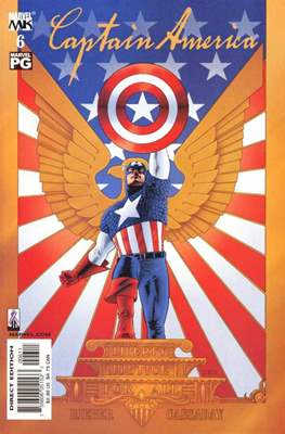 Captain America Vol. 4 (Comic Book) #6