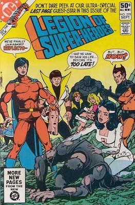 Legion of Super-Heroes Vol. 2 (1980-1987) (Comic-book) #279