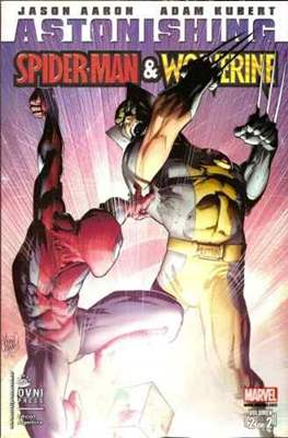 Astonishing Spider-Man & Wolverine (Rústica) #2