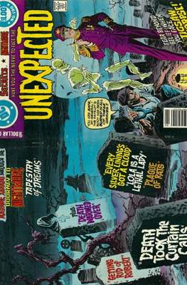 The Unexpected (Comic Book) #190