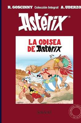 Astérix - Colección Integral (Cartoné, color) #31