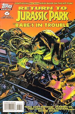 Return To Jurassic Park (Comic Book) #6