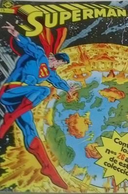 Superman (1984) (Retapado, Tomo rústica) #6