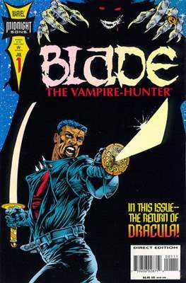 Blade: the Vampire Hunter (1994)