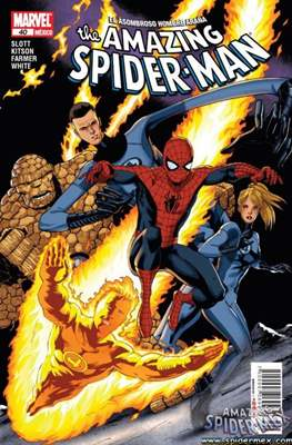 The Amazing Spider-Man (2005-2013) (Grapa) #40