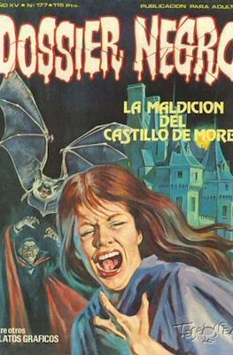 Dossier Negro (Rústica y grapa [1968 - 1988]) #177