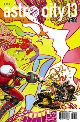 Astro City (Comic Book) #13