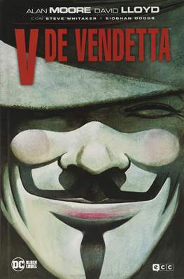 V de Vendetta - DC Black Label