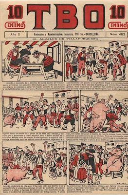 TBO (1917-1938) (Cuaderno) #462