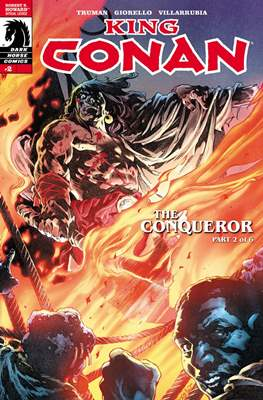 King Conan: The Conqueror (32 páginas) #2