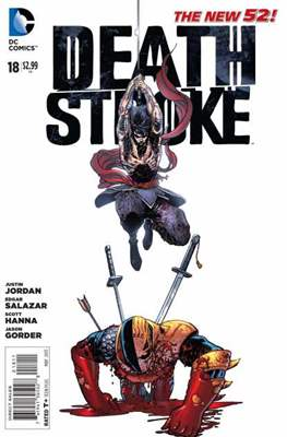 Deathstroke (2011-2013) (Comic Book) #18
