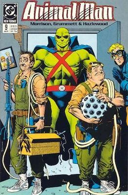 Animal Man (1988-1995) (Comic Book) #9