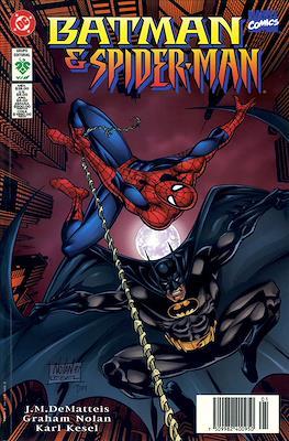 Batman & Spider-Man. Amanecer de una nueva era