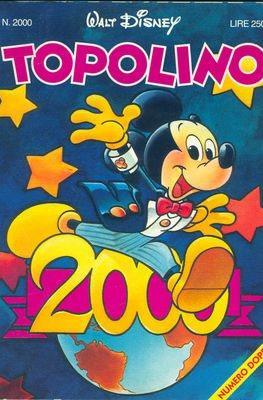Topolino (Brossurato) #2000