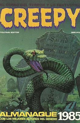 Creepy Almanaques #6