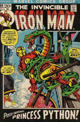 Iron Man Vol. 1 (1968-1996) (Comic book) #50