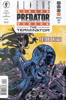 Aliens versus Predator versus The Terminator #4