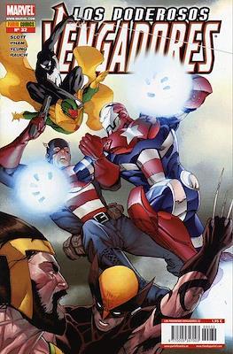 Los Poderosos Vengadores (2008-2011) (Grapa, 48 páginas.) #32