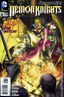 Demon Knights (2011-2013) #8