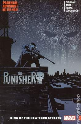 The Punisher Vol. 10 (2016-2017) (Softcover 136-112 pp) #3