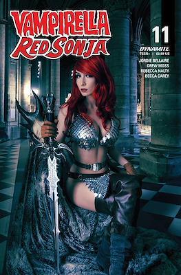 Vampirella Red Sonja (2019- Variant Covers) (Comic Book) #11.1