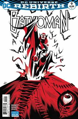 Batwoman Vol. 2 (2017- Variant Covers) (Comic book) #9.1
