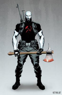 Divinity III Komandar Bloodshot Stalinverse (Comic Book) #1.2