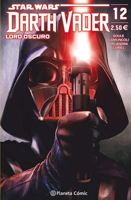 Star Wars: Darth Vader. Lord Oscuro (Grapa 40 pp) #12