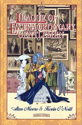 The League of Extraordinary Gentlemen Vol. 1 (2002)