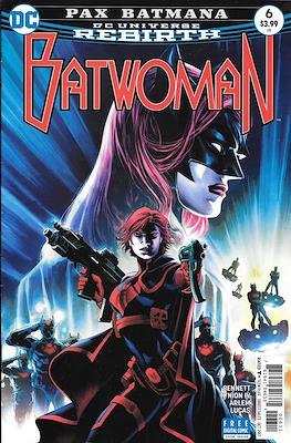 Batwoman vol. 2 (2017-2018) (Comic-book) #6