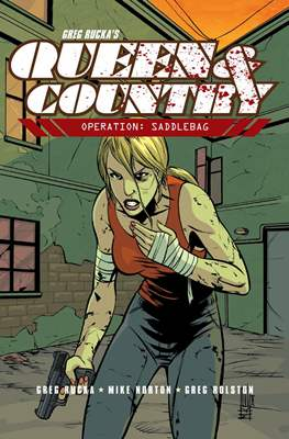 Queen & Country (TPB) #7