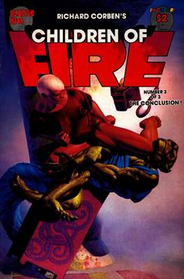 Children of Fire #3