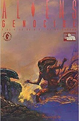 Aliens: Genocide (Comic Book) #4