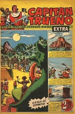 El Capitán Trueno Extra (Grapa, 40 páginas (1960-1968)) #35