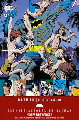 Grandes Autores de Batman: Norm Breyfogle #5
