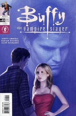Buffy the Vampire Slayer (1998-2003) (saddle-stitched) #53